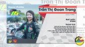 Trường đua Đại Nam Profile vận động viên mô-tô