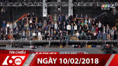 Bản tin 60s (2018) Bản tin 60s 10/02/2018