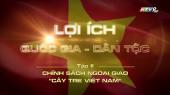 Lợi Ích Quốc Gia Dân Tộc Tập 02 : Chính sách ngoại giao - Cây Tre Việt Nam