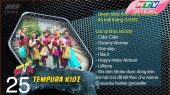 Nghệ Sĩ Thử Tài P336 Tập 25 : Tempura Kidz