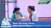 Đặc Nhiệm Blouse Trắng 2016 Tập 10: BV Nhi Đồng 2 - BV Hùng Vương - 20/11/2016