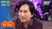 Thiên Đường Ẩm Thực Mùa 3 Tập 10 : Gia đình Kim Tử Long đối đầu Trọng Phúc