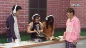 Mình Ăn Trưa Nhé Tập 04 : Đội những cô gái vs Đội 3D