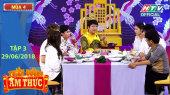 Thiên Đường Ẩm Thực Mùa 4 Tập 03 : Trường Giang khen xã giao Diệp Bảo Ngọc