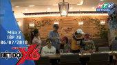 Biệt Đội X6 Mùa 2 Tập 78 : Lần đầu được ăn đại tiệc buffet 5 sao