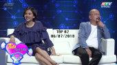 Tần Số Tình Yêu Tập 02 : Việt Hương để hình Hoàng Sơn làm hình nền điện thoại