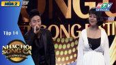 Nhạc Hội Song Ca Mùa 2 Tập 14 : Diva Hồng Nhung tham gia Nhạc Hội Song Ca