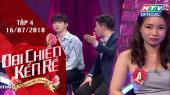Đại Chiến Kén Rể Tập 04 : Nam ca sĩ Hàn Quốc sẵn sàng cõng vợ Việt trên vai
