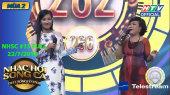 Nhạc Hội Song Ca Mùa 2 Tập 15 : Hồ Trung Dũng, Hồng Nhung 2 lần phá kỷ lục