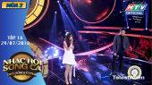 Nhạc Hội Song Ca Mùa 2 Tập 16 : Han Sara đối đầu dàn hotboy tài năng