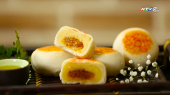 Món Ngon Quê Việt Tập 06 : Bánh pía đậu xanh với nhân thơm
