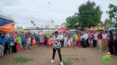 Việt Nam Tươi Đẹp Tập 82 : Gin Tuấn Kiệt và Han Sara hòa mình vào Lễ hội trái cây Bến Tre