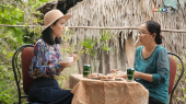 Hành Trình Ẩm Thực Việt Nam Tập 06 : Về Vĩnh Long thưởng thức món bao tử khìa và gỏi tôm nướng