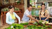 Hành Trình Ẩm Thực Việt Nam Tập 07 : Thưởng thức đặc sản nem nướng Ninh Hòa
