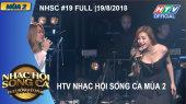 Nhạc Hội Song Ca Mùa 2 Tập 19 : Chuyến tham quan Hàn Quốc của top 5