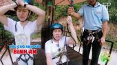 Việt Nam Tươi Đẹp Tập 85 : Lâm Vỹ Dạ đưa Anh Đức đi chơi zipline ở Huế