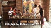 Biệt Đội X6 Mùa 2 Tập 90 : Quang Bảo bị ép ăn thằn lằn