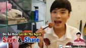 Chương Trình WANBO SAVE & SHARE Tập 67: Đồ Ăn Hàn Giá Rẻ Mà Ngon Ở Đâu (08/10)