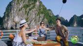 Việt Nam Tươi Đẹp Tập 91 : Hồ Ngọc Hà dẫn Cindy Bishop ngao du vịnh Hạ Long