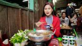 Hành Trình Ẩm Thực Việt Nam Tập 14 : Món Lẩu bò Batoa, các món ăn vặt ở chợ âm phủ Đà Lạt