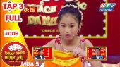 Thách Thức Danh Hài Mùa 5 Tập 03 : Trấn Thành hóa đá khi bị thí sinh 10 tuổi phũ đẹp