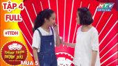 Thách Thức Danh Hài Mùa 5 Tập 04 : Trấn Thành bỏ tiền riêng tặng 2 thí sinh may mắn