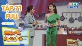 Khẩu Vị Ngôi Sao Tập 71 : Chồng Lâm Khánh Chi chỉ cho vợ ăn trái cây và uống nước suối