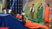 7 Nụ Cười Xuân Mùa 2 Tập 01 : Ninh Dương Lan Ngọc không hổ danh quý cô lầy lội