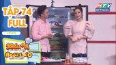 Khẩu Vị Ngôi Sao Tập 74 : Diễn viên Dương Cẩm Lynh ghiền món cá khô