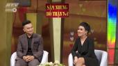 Vợ Chồng Son Tập 203 : Ca sĩ Huỳnh Tú nên duyên với trai trẻ hơn 5 tuổi