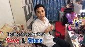 Chương Trình WANBO SAVE & SHARE Tập 133: Trở Thành Leader Tốt? (13/12)
