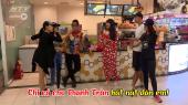 Biệt Đội X6 Mùa 2 Tập 101 : Hot mom Thanh Trần thử thách đập trứng vào trán