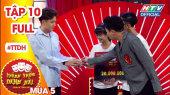 Thách Thức Danh Hài Mùa 5 Tập 10 : Fanclub Bắp non của Ngô Kiến Huy bất ngờ đổ bộ