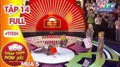 Thách Thức Danh Hài Mùa 5 Tập 14 : 5 chú tiểu Bồng Lai lập kỷ lục thắng 200 triệu