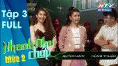 Nhanh Như Chớp - Mùa 2 Tập 03 : Kha Ly bất ngờ  làm rạng danh gia đình và đồng đội