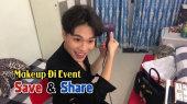 Chương Trình WANBO SAVE & SHARE Tập 254: Make up đi event (13/04/2019)