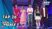 Siêu Bất Ngờ Mùa 4 Tập 26 : Trường Giang tấm tắc khen giọng hát Võ Minh Lâm