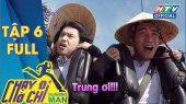 Chạy Đi Chờ Chi Tập 06 : Kelvin Khánh - Khởi My - Quang Trung đại chiến