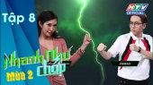 Nhanh Như Chớp - Mùa 2 Tập 08 : Trang Hí quyết tham gia để chứng minh mình không ngu