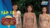 Nữ Hoàng Quyến Rũ Tập 13 : Lộ diện top 5 có mặt trong vòng chung kết ở Hàn Quốc