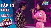 Ca Sĩ Bí Ẩn Mùa 3 Tập 13 : Việt Hương kỷ niệm 10 năm gắn bó cùng Chí Tài