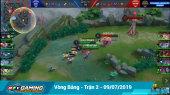 Vgaming - Liên Quân Mobile Vòng bảng -  Trận 2 - 09/07/2019