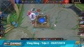Vgaming - Liên Quân Mobile Vòng bảng - Trận 2 - 05/07/2019