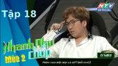Nhanh Như Chớp - Mùa 2 Tập 18 : Một lần nữa, Quang Đại làm rạng danh gia tộc