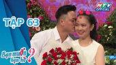 Bạn Muốn Hẹn Hò Tập 63 : MC nghẹn ngào vì cái kết của cô gái chờ đợi 6 năm để đến BMHH