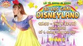 Đoàn Lô Tô Hương Nam Chủ Đề : 3D Lạc giữa Disneyland - Phần 5