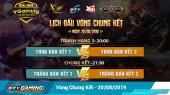 VGaming - Cặp Đôi Đại Chiến Vòng Chung Kết - Ngày 20/08/2019