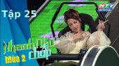 Nhanh Như Chớp - Mùa 2 Tập 25 : Đối đầu Quang Đại lợi hại, Nam Thư vẫn vô tư