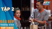 Đầu Bếp  Thượng Đỉnh Mùa 2 Tập 02 : Làm giám khảo, Lý Nhã Kỳ chỉ ăn sáng với cháo trắng