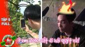 Lữ Khách 24h 2019 Tập 05 : Không lo tìm nhà Dương Thanh Vàng đánh giấc ngon lành ở cà phê võng